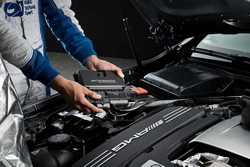 performmaster Tuning Mercedes AMG Einbau Partner