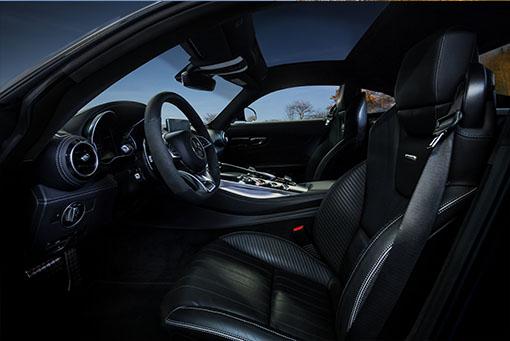 Tuning Mercedes AMG GT